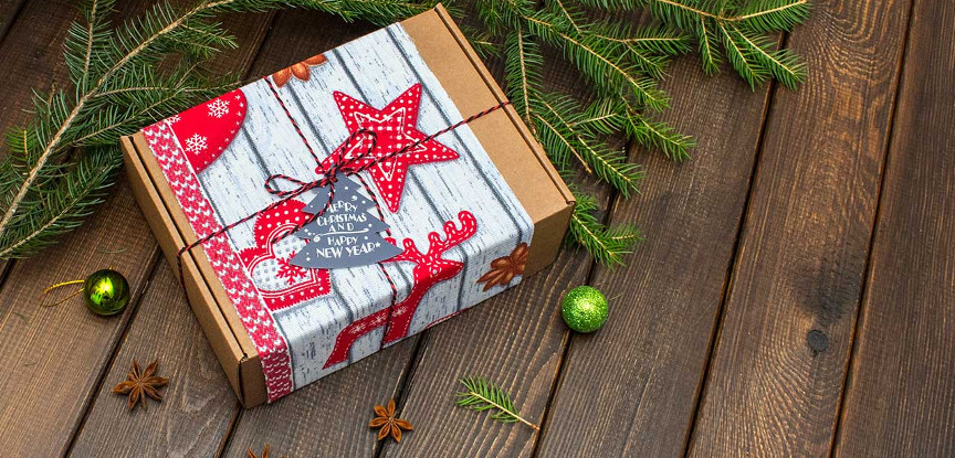 Новогодний подарок для Вас!