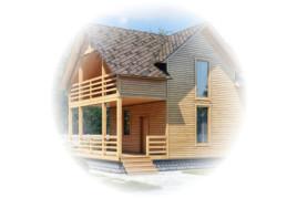 Каркасно-панельные дома
